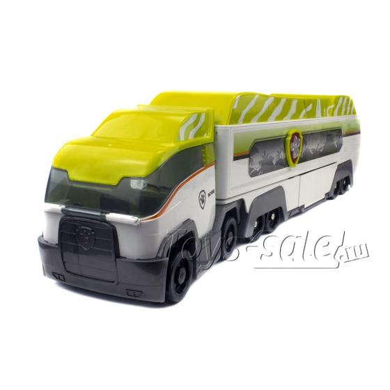 Набор игрушек Щенячий патруль - 7 героев с большими машинками + Офис + Автовоз