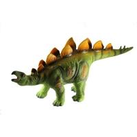 Фигурка динозавра Стегозавр (мягкая резина)