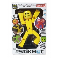 Большая фигурка Стикбот Stikbot 20 см.