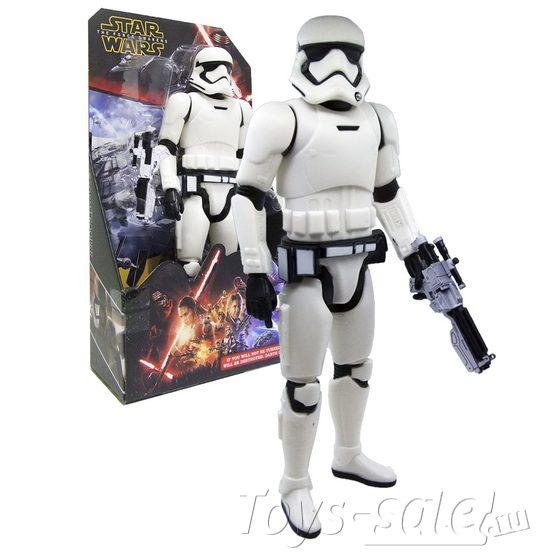Игрушка Штурмовик Звездные Войны (войны клонов) 30 см