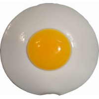 Лизун яйцо с желтком