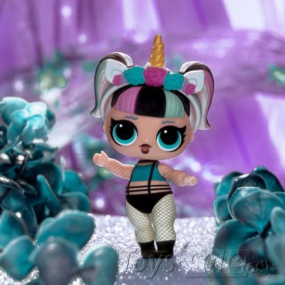 Кукла-сюрприз LOL в шарике серия Единорог (Unicorn)