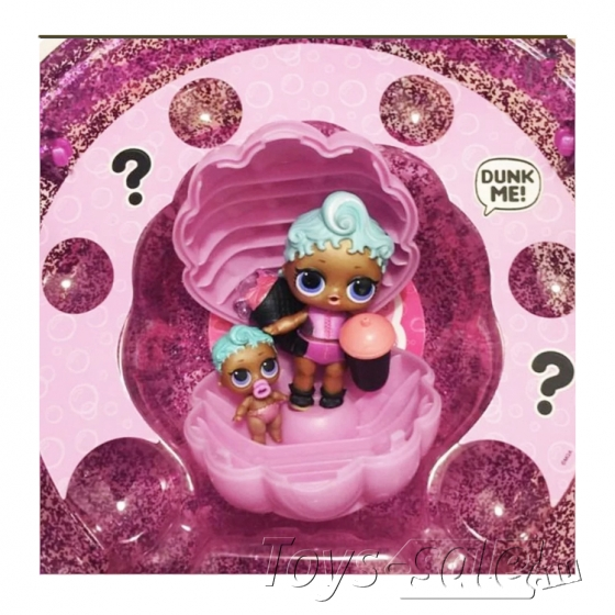 Большой фиолетовый LOL Pearl Surprise