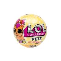 Кукла-сюрприз LOL в шарике серия Pets (питомцы)