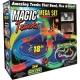 Гоночная трасса Magic Tracks 360 светящаяся Mega Set - 360 деталей + Мост + Знаки