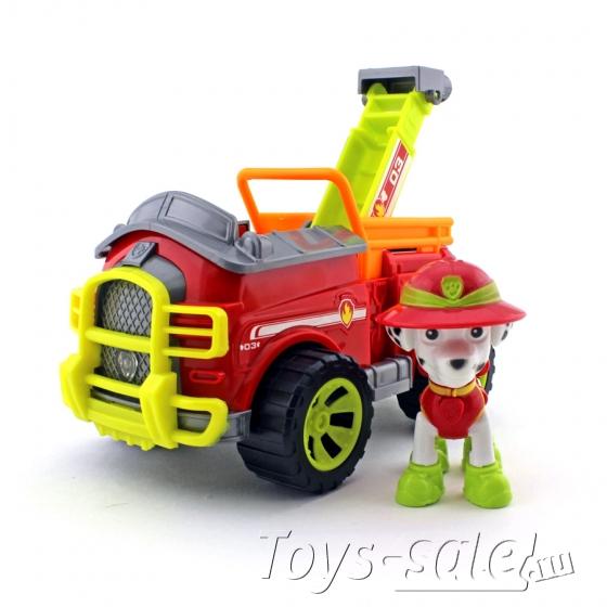 Щенячий патруль - Маршал и пожарная машина