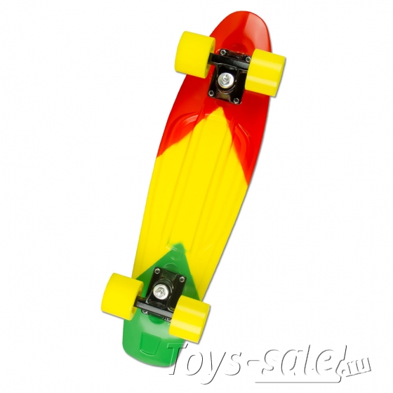 Скейтборд MC Plastic Board small COLOR