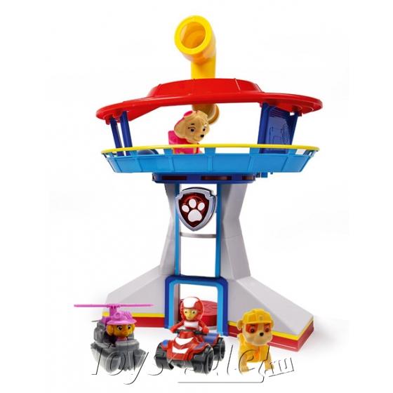 Набор игрушек Щенячий Патруль (Paw Patrol) - Офис спасателей