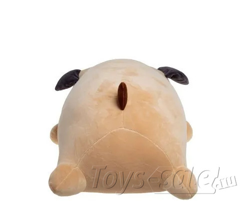 Мягкая игрушка Мопс 70 см