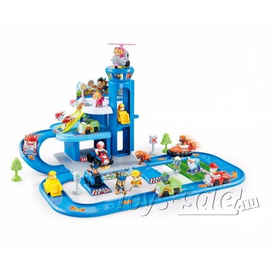 Набор игрушек Щенячий Патруль (Paw Patrol) - Город Спасателей