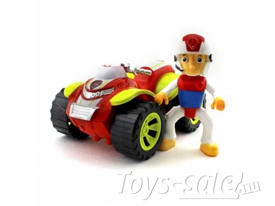 Щенячий патруль - Райдер на квадроцикле (Джунгли)