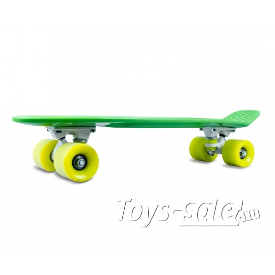 Скейтборд MC Plastic Board small green