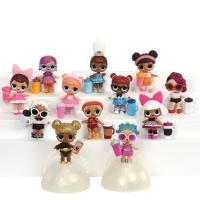 Кукла-сюрприз LOL в шарике серия Alight - набор из 3 шариков