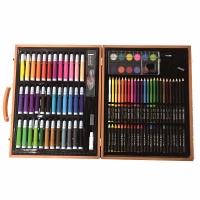Набор художника 150 предметов для детей в чемоданчике