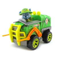 Щенячий патруль (Paw Patrol) - Рокки и машинка Мусоровоз