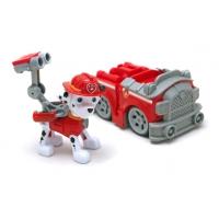 Набор игрушек Щенячий патруль - 7 героев с машинками