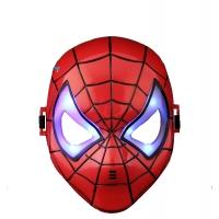 Маска интерактивная Человек-Паук с подсветкой
