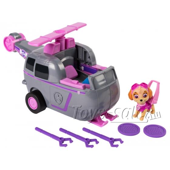 Машина-трансформер Щенячий Патруль (Скай)