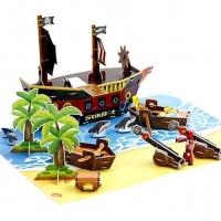 Набор Стикбот Студия Пираты
