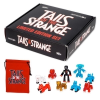 Набор Стикботов Зомби (Stikbot Tails Zombi of  the Strange)