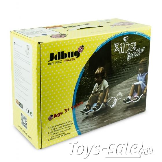 Велотележка JD BUG TC-60 KIDZ SWAYER MINI Синий