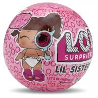 Кукла-сюрприз LOL в шарике серия LIL Eye Spy