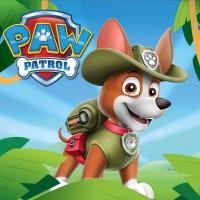 Щенячий патруль (Paw Patrol) - Трекер с рюкзаком трансформером и машинка