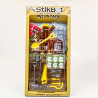Стикбот (Stikbot) стиль жизни фермер