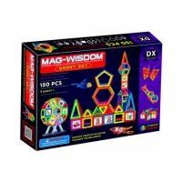 Магнитный конструктор MAG-WISDOM 150 деталей